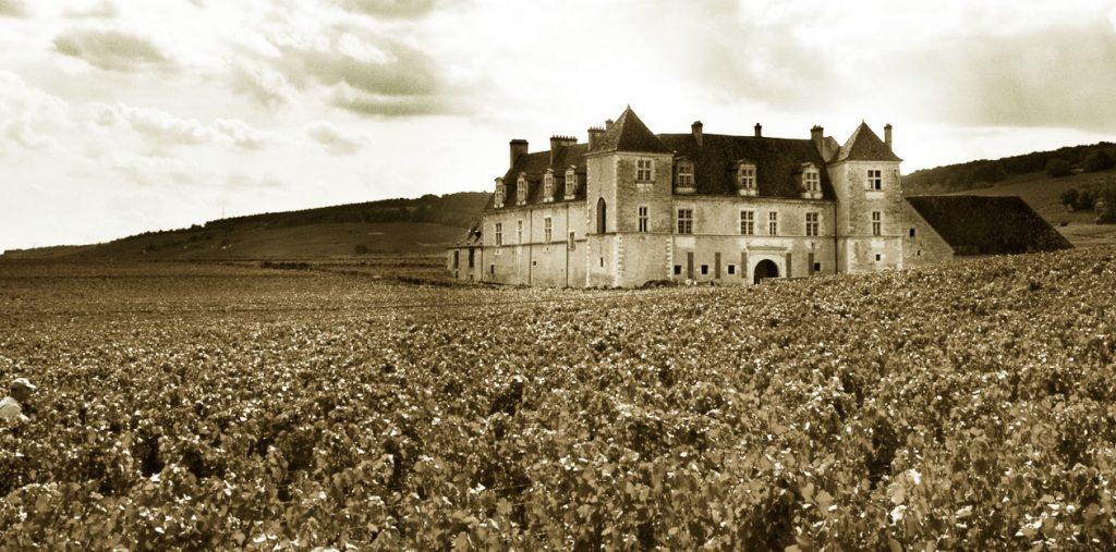 Chateau Clos Vougeot
